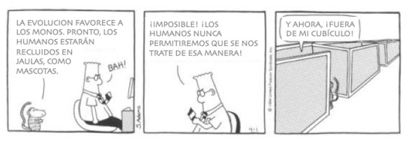 Dilbert, by Scott Adams